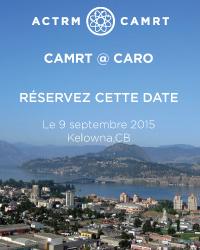 CAMRT@CARO_E-News-FR