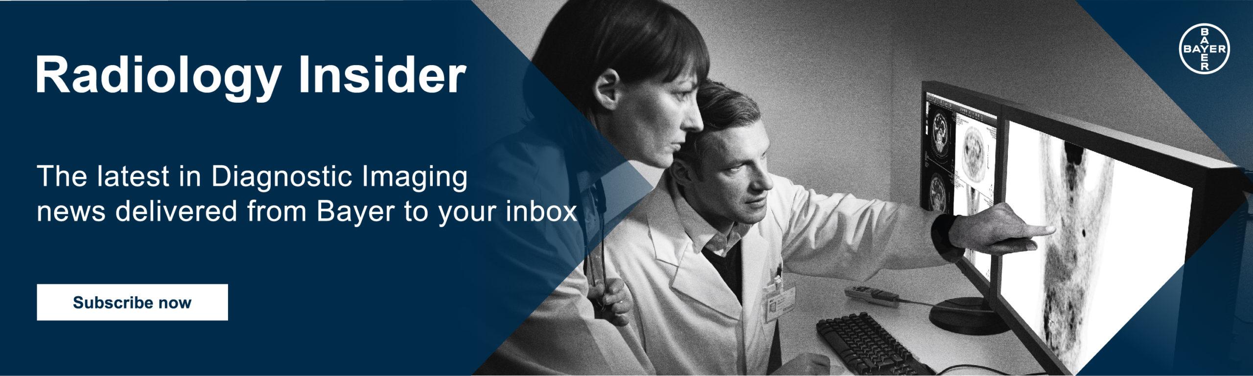 Bayer's Radiology Insider