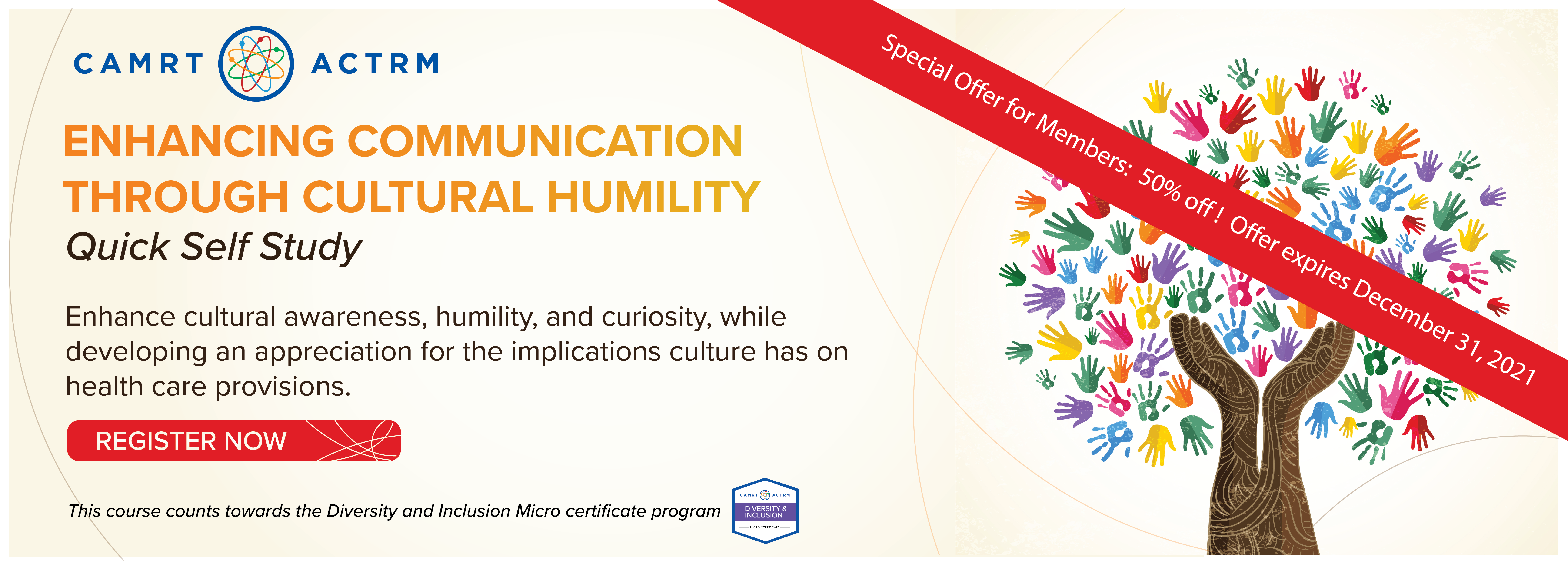 Cultural Humility Quick Self Study Available
